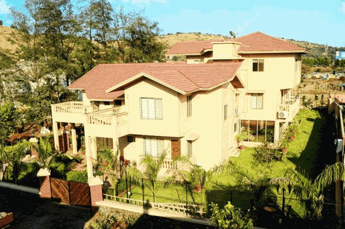An Amazing Luxury Villa