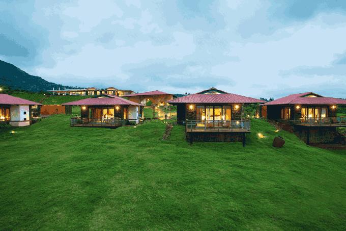 Luxury Resort near Pawna