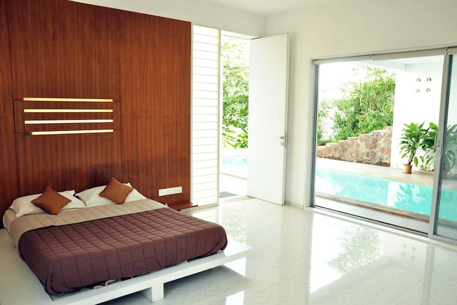 bedroom1groundpool