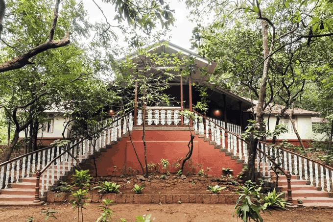 A Vintage Colonial Bungalow