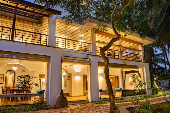 A Luxury 5 BR Villa in South Goa