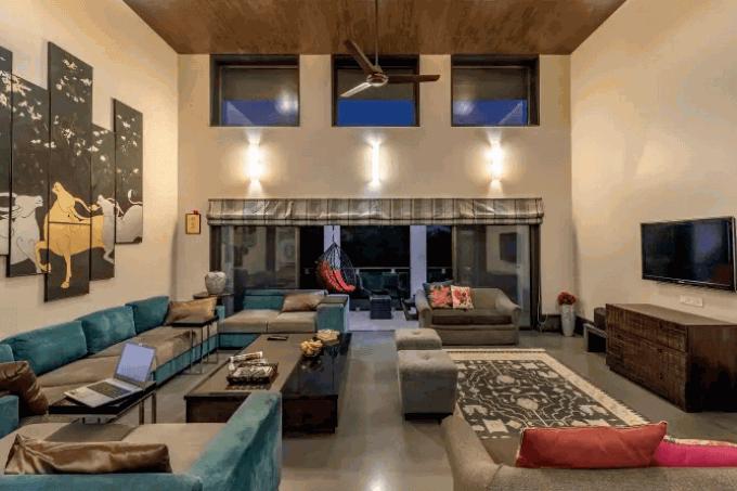 3 Bedroom Pet-friendly Bungalow in Alibaug